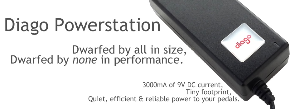 Diago Powerstation Homepage Banner
