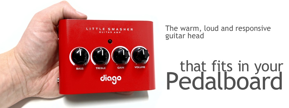 Diago Little Smasher Homepage Banner